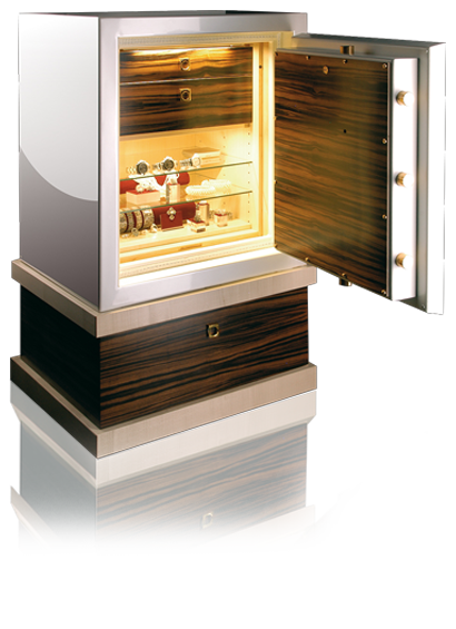 Jewellery Safe by Signature Safes by HARTMANN