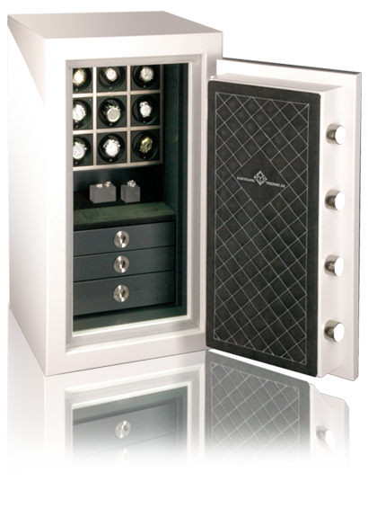 Watch Safes by Signature Safes by HARTMANN